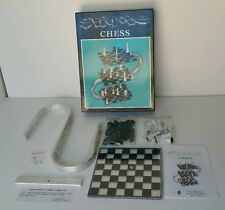 Strato Chess 3D Variant Tri-Level Board Strategy Play Chess like a Trekkie!