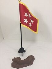 1/6 HASBRO WW2 5-STAR GENERAL US ARMY FLAG & SANDBAG SET DRAGON BBI DID 21 RC