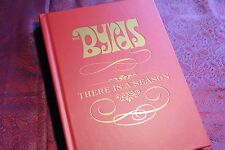 THE BYRDS • THERE IS A SEASON • 4 CD + BOOK • BRAND NEW / MINT