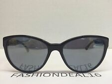 Chanel Authentic Dark Blue Square Signature 5215-Q C.501/26 Sunglasses