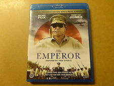 BLU-RAY / EMPEROR (MATTHEW FOX, TOMMY LEE JONES)