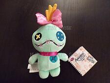 """Disney Store Lilo and STITCH SCRUMP Plush Doll 8"""" Animators Collection Soft NEW"""