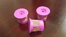 3 Pack Reusable K Cups Keurig Refillable Filter Cup Pods NOT for 2.0