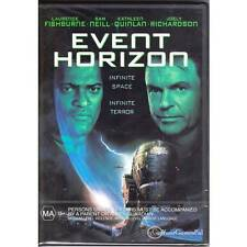 DVD EVENT HORIZON Lawrence Fishburne Sam Neill 1997 HORROR SCI-FI R4 [BNS]