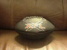 XFL FOOTBALL LEAGUE COLLECTOR MINI FOOTBALL IN VERY GOOD CONDITION
