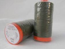 Aurifil Cotton Mako 50wt Quilting Thread-2905 Dark Green-1422 yard spool