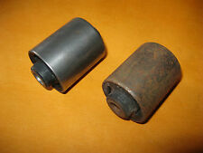 FORD CORTINA MK4 MK5(77-)REAR AXLE LOWER REAR VOID BUSHES(PAIR)GENUINE FORD PART