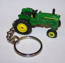 CUSTOM MADE..JOHN DEERE TRACTOR FENDERS (GREEN) KEYCHAIN..GREAT GIFT IDEA!
