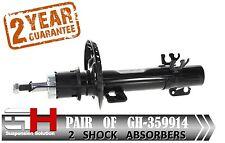 2 Nuevo Delantero Amortiguadores de gas para Audi A1, Seat Ibiza GH 359914 // //