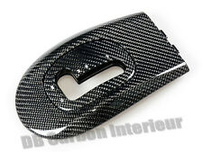 DBCarbon Automatic Tiptronic shifter knob trim real Carbon for Porsche 986, 996
