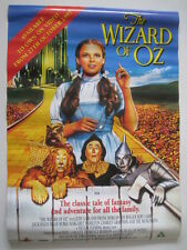 THE WIZARD OF OZ -Large A1 Rare Promotional  Poster, JUDY GARLAND