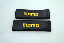 A PAIR OF CAR SEAT BELT PAD PROTECTORS