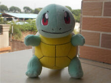 """2016 New Authentic TOMY Pokemon Squirtle 7"""" Plush Doll Toy"""