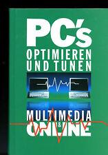 Buch_PC's optimieren und tunen von 1996