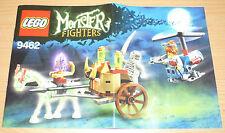 Lego Monster Fighters Bauplan für 9462