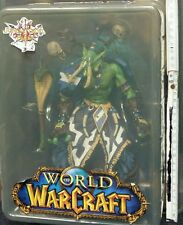 World of Warcraft - Jungle Troll Priest (2004) - Sota Toys - Neu/Ovp - ca. 27cm