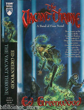 Vacant Throne: Band of Four #2 Kingless Land, Fantasy by Ed Greenwood 50% Off 3