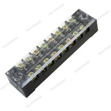 5×Barrier Terminal Block 15A 600V 8 Pole Position Way TB1508L for 22-15AWG