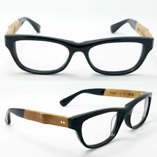 Unisex Glasses Bamboo Frame  for Reading Glasses Myopia Prescription Lens