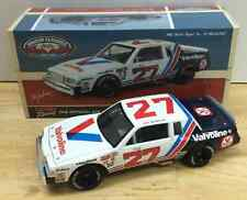 NASCAR CALE YARBOROUGH # 27 VALVOLINE 1982 BUICK 1/24 DIECAST CAR