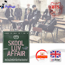 New BTS Bangtan Boys 2nd Mini Album 'Skool Luv Affair'