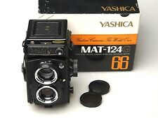 Yashica mat 124 g 6x6 TLR Boxed