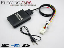 INTERFACE MP3 USB AUDIO AUTORADIO COMPATIBLE NISSAN QASHQAI 2 2008 - 2011