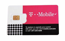 T Mobile 4G LTE 3 In 1 Triple Cut Sim Card