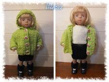 vêtement compatible poupée Minouche 34 cm Sylvia Natterer