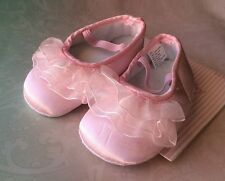 so'dorable Baby Girls Satin Frill Princess Ballerina Shoes 0-12 months size 1/3