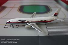 Phoenix Model Malaysia Airlines Boeing 737-400 in Old Color Diecast Model 1:200