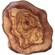 Le bois d'olivier plateau de fromage présentation BOARD PLANCHE bar plateau de fromage 200mm