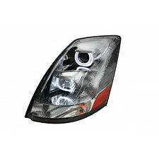 Volvo VN / VNL 2004+ Projection LED Headlight Crystal - Driver Side