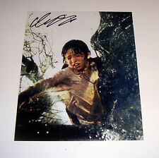 Oliver Robins Horror Movie Poltergeist Star Signed 8x10 Photo COA