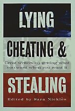 Lying, Cheating, and Stealing (1997, Paperback)