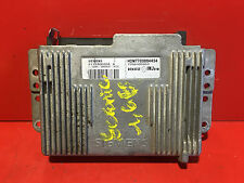 RENAULT MEGANE 1 SCENIC  1.6 CALCULATEUR MOTEUR 7700864454 7700105983 S115300204
