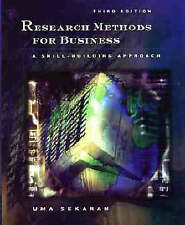 Research Methods for Business: A Skill-building Approach by Uma S. Sekaran CW