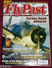 Flypast 2005 January Mosquito,Curtiss Hawk,Bodenplatte