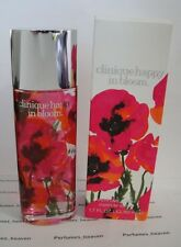 Clinique Happy In Bloom Parfum Spray 1.7 oz / 50 ML Women Perfume With Box