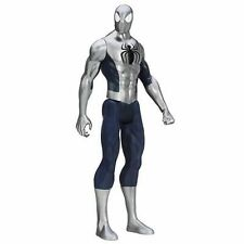 Marvel Avengers Spiderman Titan Hero Blue Suit Hasbro Toy Ages 4+ Spider Man