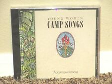 *NEW* Young Women Camp Songs CD MORMON LDS Accompaniment