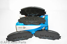 Genuine Allied Nippon Toyota Auris Rav 4 Verso Zelas Front Axle Brake Pads New