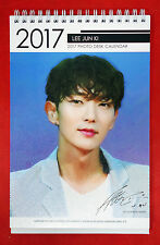 LEE JUN KI - 2017-2018 PHOTO DESK CALENDAR K-POP