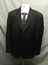 BOSS By HUGO BOSS 100% VIRGIN WOOL 2 PIECE SUIT MEN'S SIZE: US 42R MSRP $795