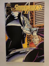 Shadowhawk  2 The Secret Revealed Valentino #2 of 3 Image Comics July 1993 NM
