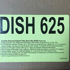 Dish Network 625 satellite receiver