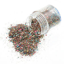 10ml/Box Colorful Nail Art Glitter Powder Mixed Sequins Manicure Tips Decor 099#