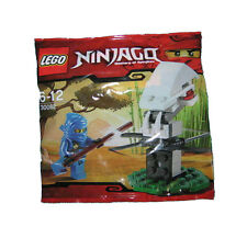 LEGO 30082 NINJAGO TRAINING BLUE MINIFIGURE New/Sealed