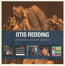 Original Album Series [Box] - Otis Redding (NEW SEALED CD, 2010, 5 Discs, Warner