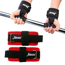Wrist Support Gloves Wrap Hand Bar Straps Weight Lifting Training Gym+Multi Tool